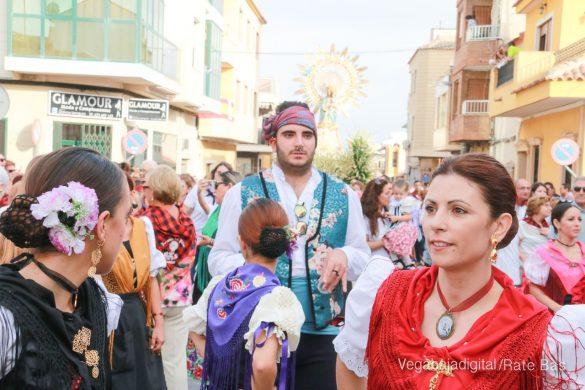 La Romería del Pilar en Benejúzar, más multitudinaria que nunca 33