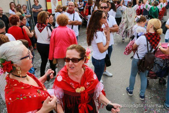 La Romería del Pilar en Benejúzar, más multitudinaria que nunca 30