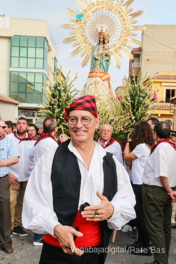 La Romería del Pilar en Benejúzar, más multitudinaria que nunca 29
