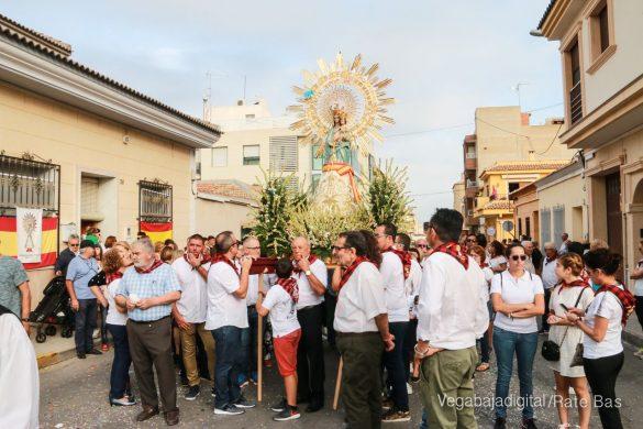La Romería del Pilar en Benejúzar, más multitudinaria que nunca 28