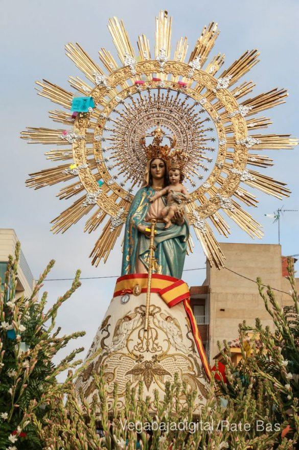 La Romería del Pilar en Benejúzar, más multitudinaria que nunca 26