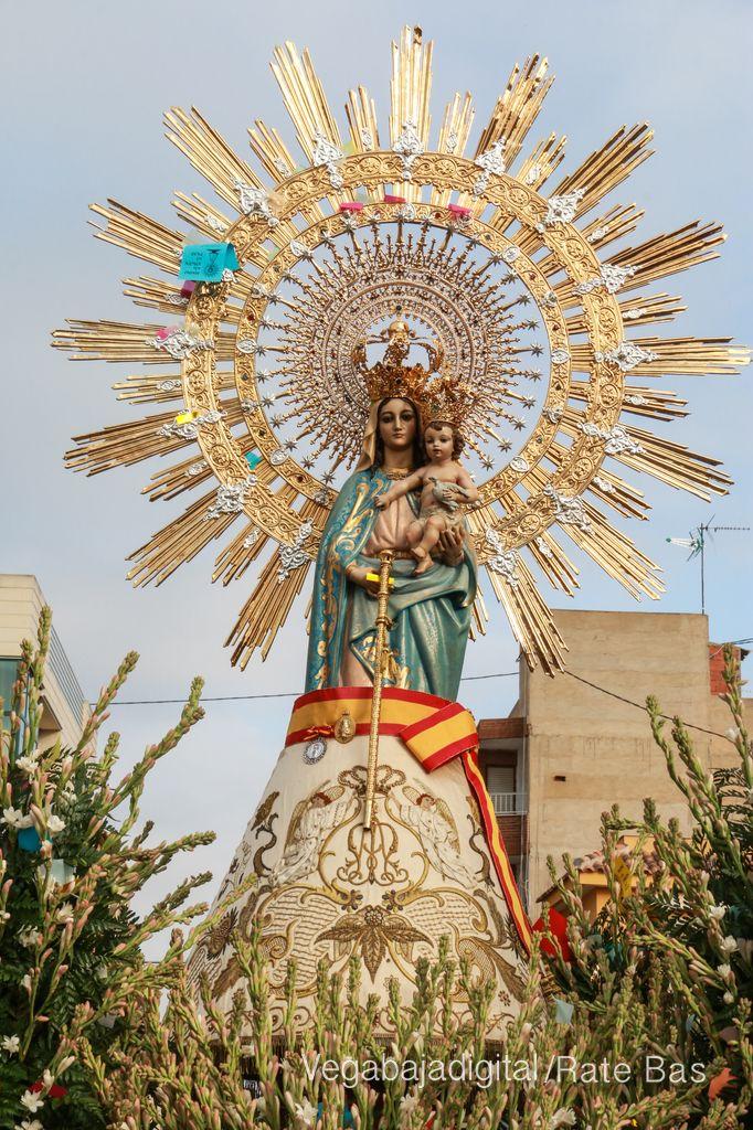 La Romería del Pilar en Benejúzar, más multitudinaria que nunca 6