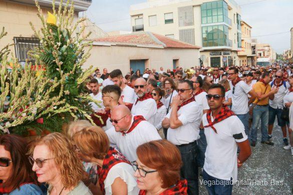 La Romería del Pilar en Benejúzar, más multitudinaria que nunca 25