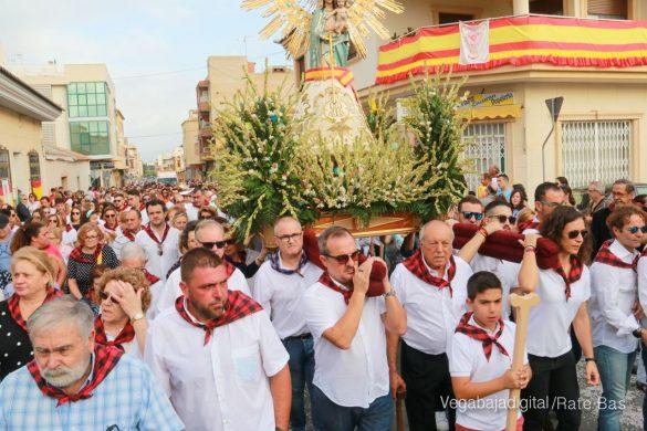 La Romería del Pilar en Benejúzar, más multitudinaria que nunca 22
