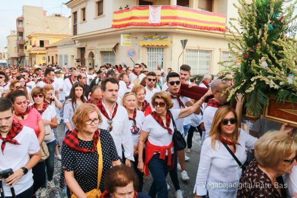 La Romería del Pilar en Benejúzar, más multitudinaria que nunca 20