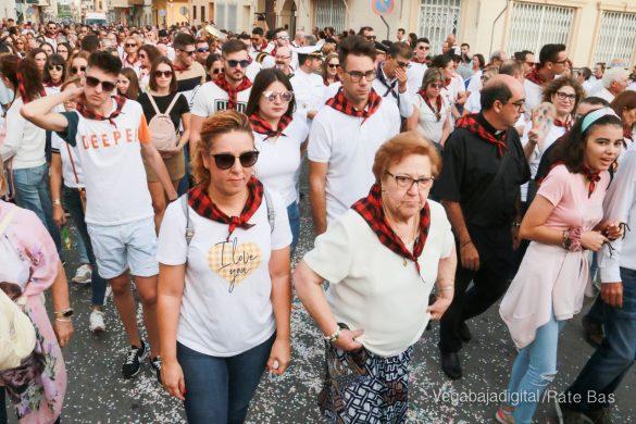 La Romería del Pilar en Benejúzar, más multitudinaria que nunca 19