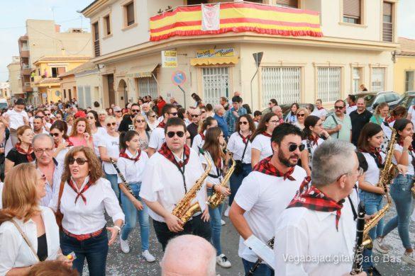 La Romería del Pilar en Benejúzar, más multitudinaria que nunca 17