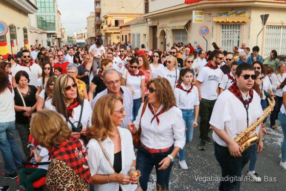 La Romería del Pilar en Benejúzar, más multitudinaria que nunca 16