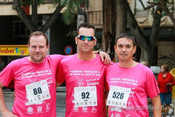 La solidaridad rosa gana la carrera contra el cáncer 7