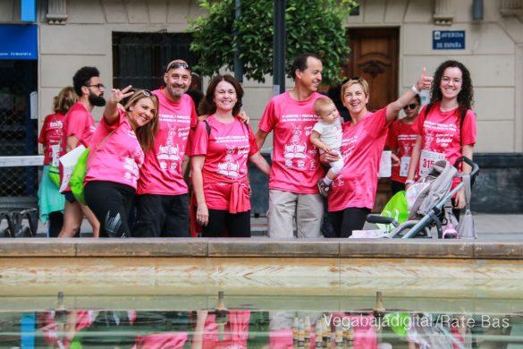 La solidaridad rosa gana la carrera contra el cáncer 8