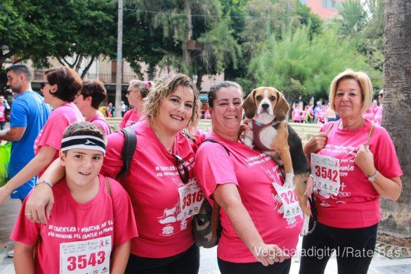 La solidaridad rosa gana la carrera contra el cáncer 11