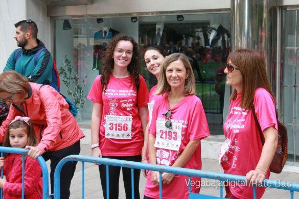 La solidaridad rosa gana la carrera contra el cáncer 15