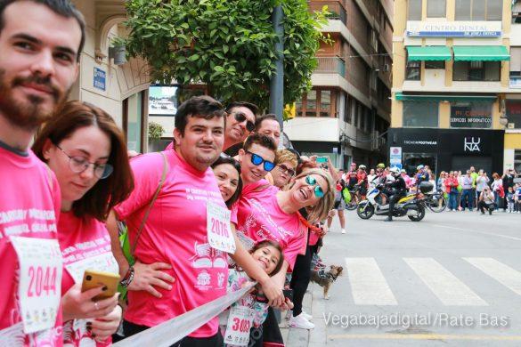 La solidaridad rosa gana la carrera contra el cáncer 16
