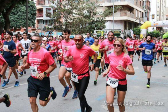 La solidaridad rosa gana la carrera contra el cáncer 20