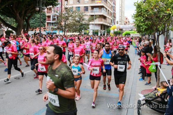 La solidaridad rosa gana la carrera contra el cáncer 22