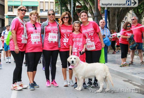 La solidaridad rosa gana la carrera contra el cáncer 28