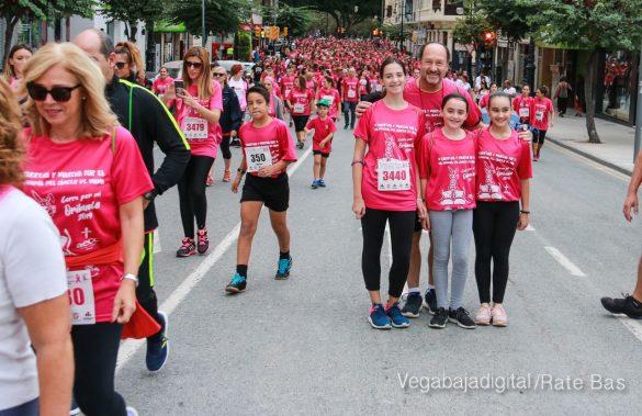 La solidaridad rosa gana la carrera contra el cáncer 29
