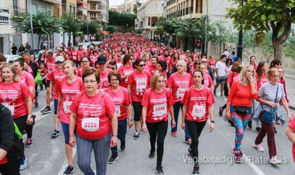 La solidaridad rosa gana la carrera contra el cáncer 31