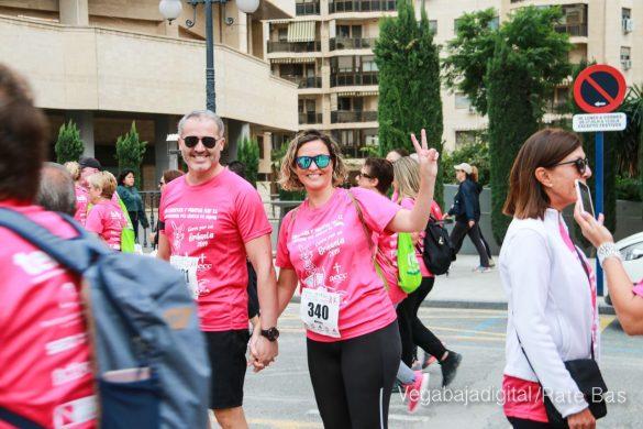 La solidaridad rosa gana la carrera contra el cáncer 34