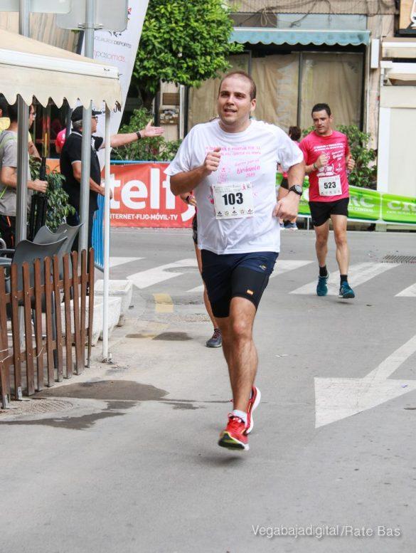La solidaridad rosa gana la carrera contra el cáncer 55