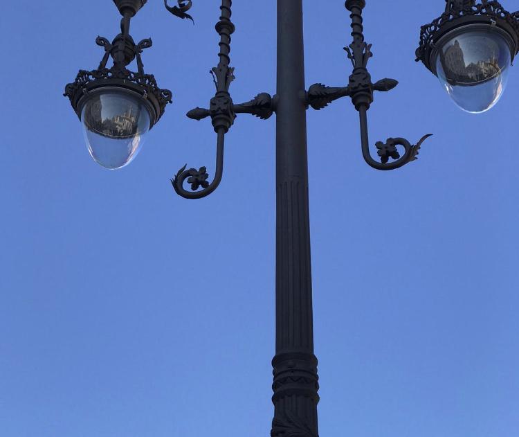 Luz blanca de quirófano para el centro histórico de Orihuela 6