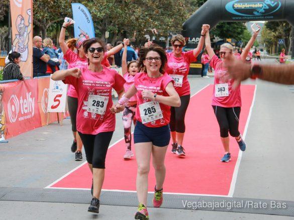 La solidaridad rosa gana la carrera contra el cáncer 67