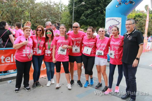 La solidaridad rosa gana la carrera contra el cáncer 70