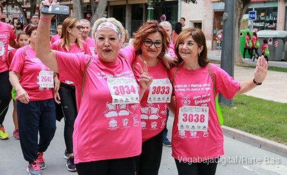La solidaridad rosa gana la carrera contra el cáncer 82