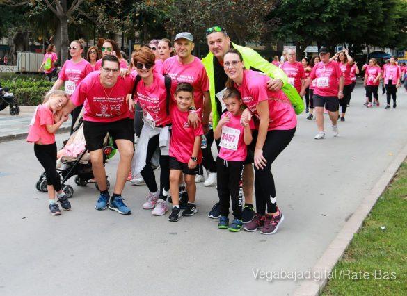 La solidaridad rosa gana la carrera contra el cáncer 112