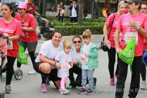 La solidaridad rosa gana la carrera contra el cáncer 113