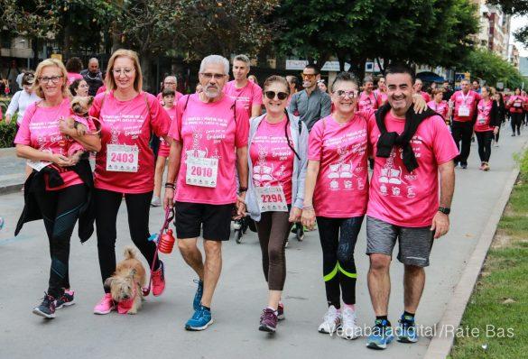 La solidaridad rosa gana la carrera contra el cáncer 114