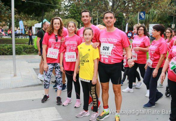 La solidaridad rosa gana la carrera contra el cáncer 116