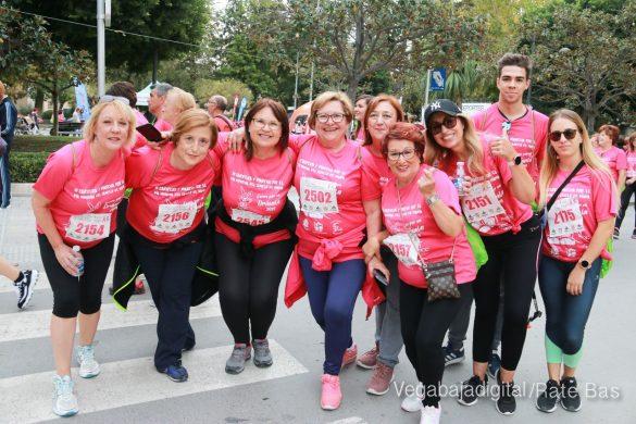 La solidaridad rosa gana la carrera contra el cáncer 117