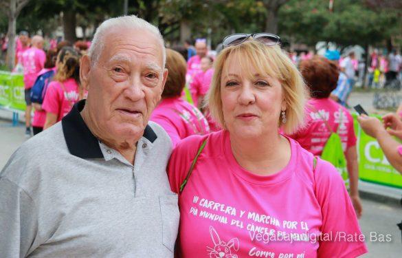 La solidaridad rosa gana la carrera contra el cáncer 118