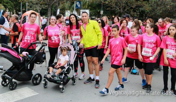 La solidaridad rosa gana la carrera contra el cáncer 120