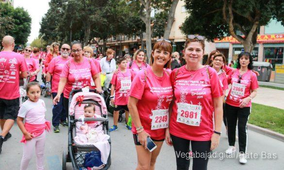 La solidaridad rosa gana la carrera contra el cáncer 126