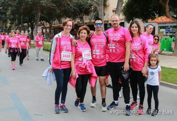 La solidaridad rosa gana la carrera contra el cáncer 133