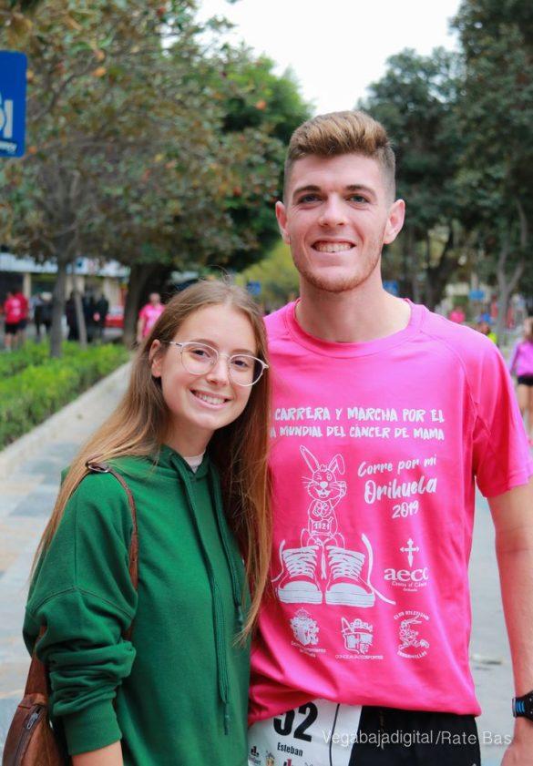 La solidaridad rosa gana la carrera contra el cáncer 136