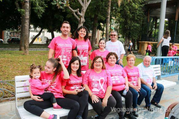 La solidaridad rosa gana la carrera contra el cáncer 142