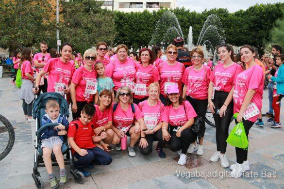 La solidaridad rosa gana la carrera contra el cáncer 144