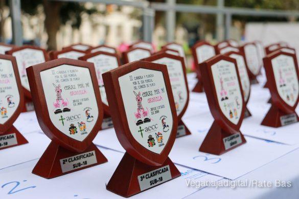 La solidaridad rosa gana la carrera contra el cáncer 147