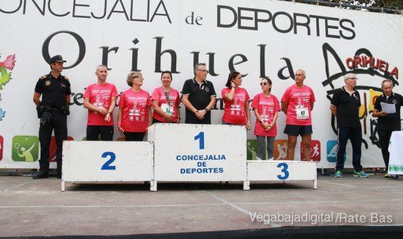 La solidaridad rosa gana la carrera contra el cáncer 149