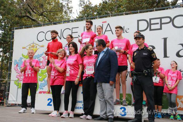 La solidaridad rosa gana la carrera contra el cáncer 152