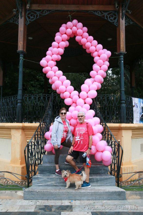 La solidaridad rosa gana la carrera contra el cáncer 160