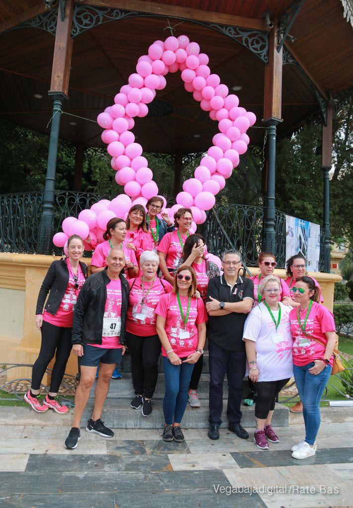 La solidaridad rosa gana la carrera contra el cáncer 6
