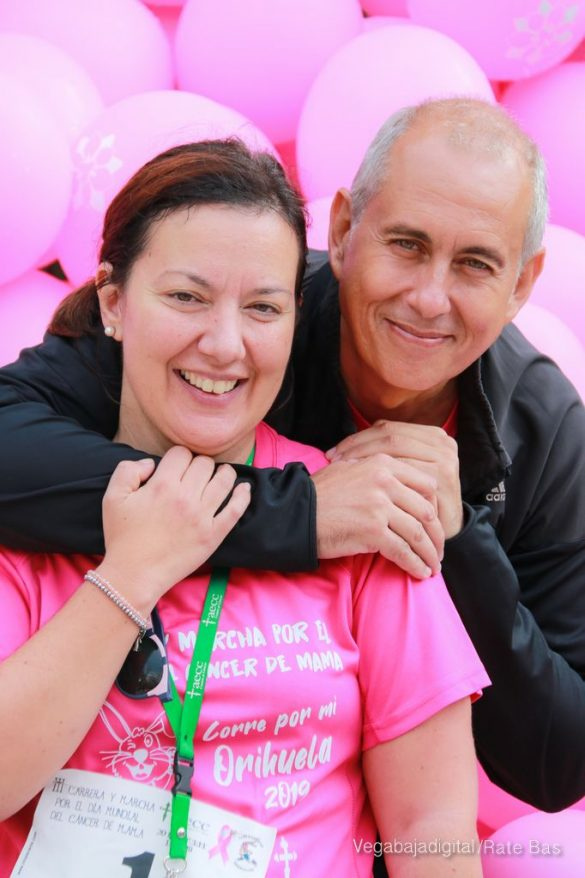 La solidaridad rosa gana la carrera contra el cáncer 163