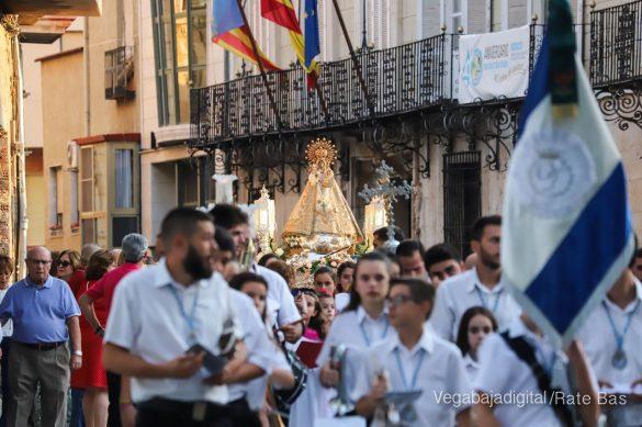 Miles de personas acompañan a la Virgen de Monserrate a su Santuario 8
