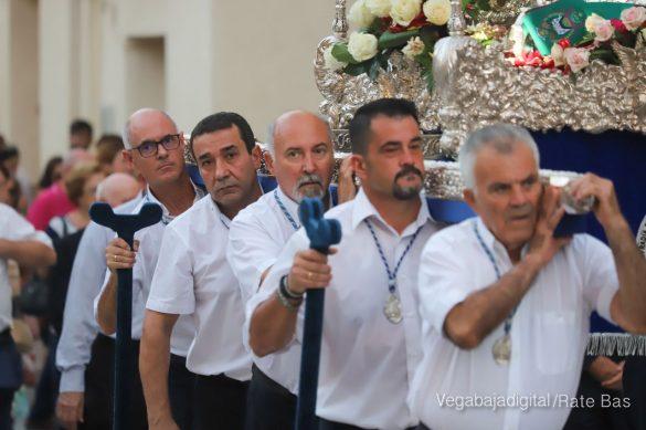 Miles de personas acompañan a la Virgen de Monserrate a su Santuario 38