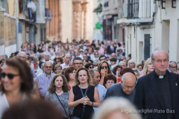 Miles de personas acompañan a la Virgen de Monserrate a su Santuario 40