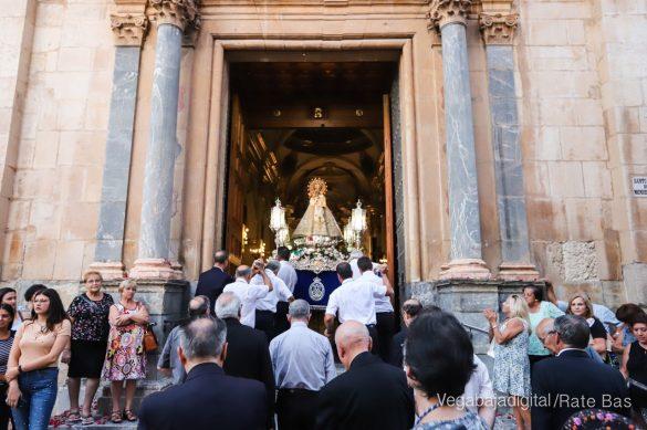 Miles de personas acompañan a la Virgen de Monserrate a su Santuario 52